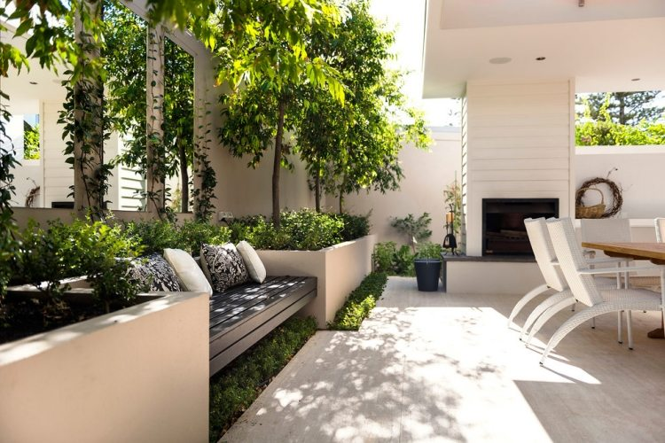 Bien agencer les plantes pour le jardin de votre terrasse