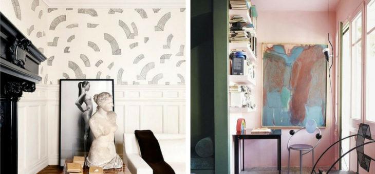 Comment décorer et colorer le plafond?
